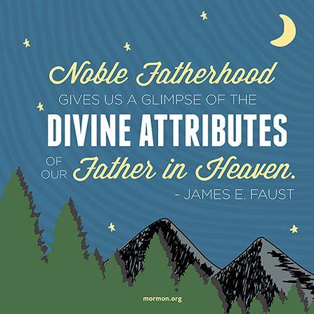 noble fatherhood
